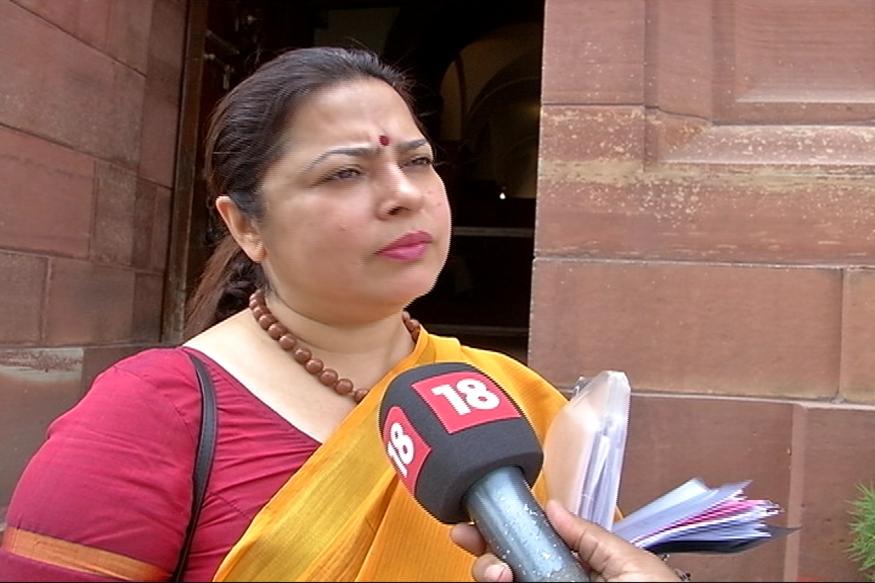 BJP MP Meenakshi Lekhi backs Pragya Thakur