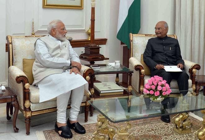 16th Lok Sabha dissolved as PM Modi tenders his resignation