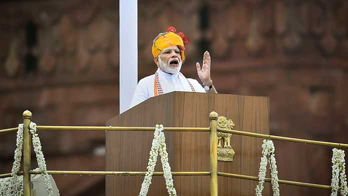 Simultaneous polls imperative to make India great: PM Modi