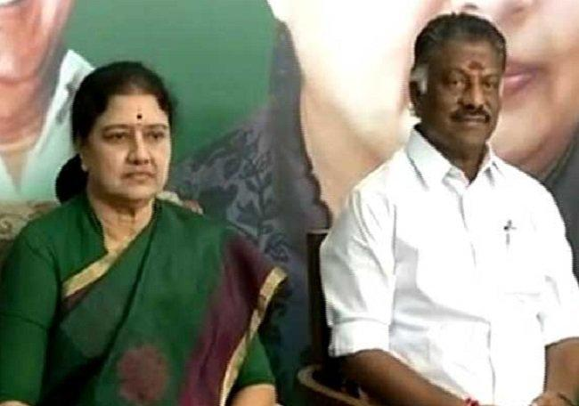 Political turmoil between two rival factions of AIADMK continues