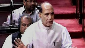 Indian media not allowed to cover my speech in Pakistan: Rajnath Singh