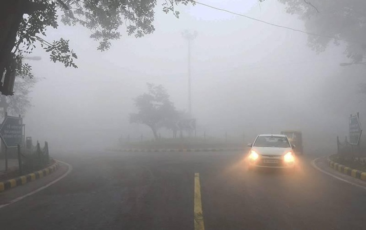 Cold wave continues to sweep North India