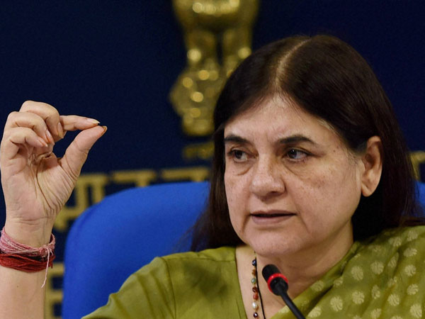 India committed to advancing gender equality: Maneka Gandhi