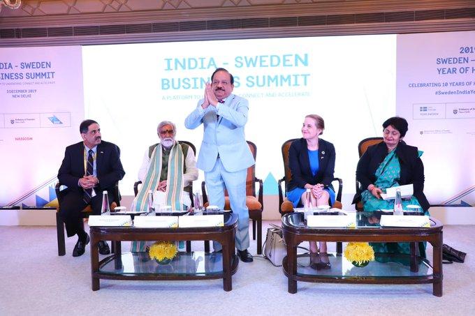 indiaswedensignmouforindiaswedenhealthcareinnovationcentre