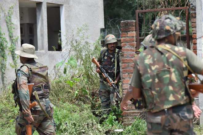 Militant killed in encounter in Shopian, J&K