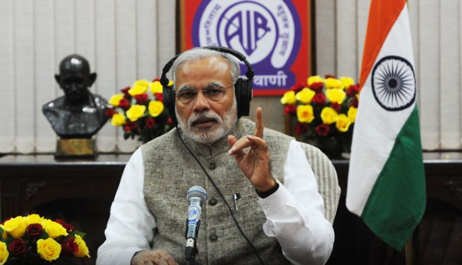 PM's Mann Ki Baat on Jan. 31