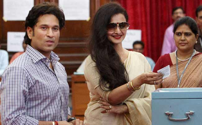 Sachin, Rekha are worst Rajya Sabha  performers; report less than 6% attendance