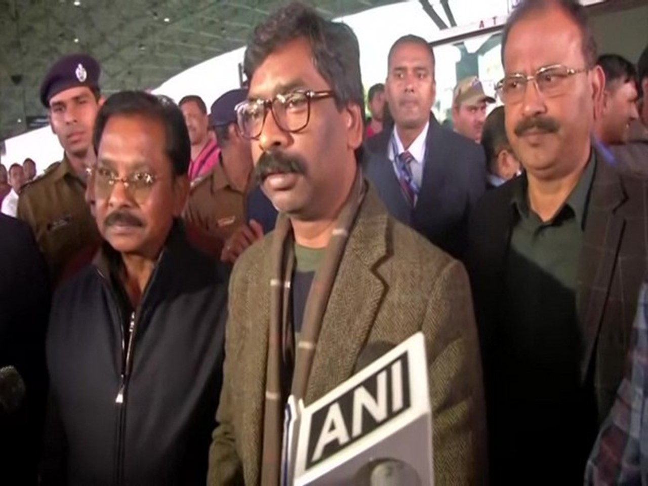 Hemant Soren to expand Jharkhand cabinet on January 24