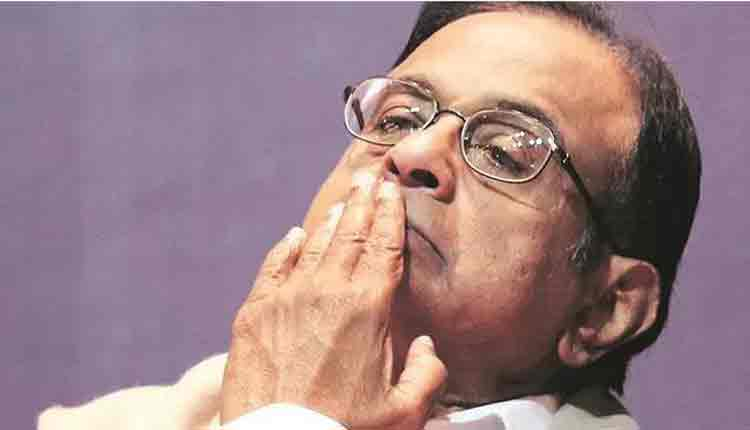 ED issues fresh look out circular against P Chidambaram