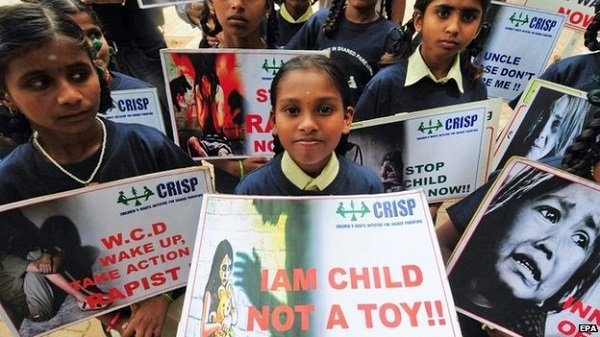 UP man allegedly tried to rape a 10-year-old girl but fails as girl raised an alarm
