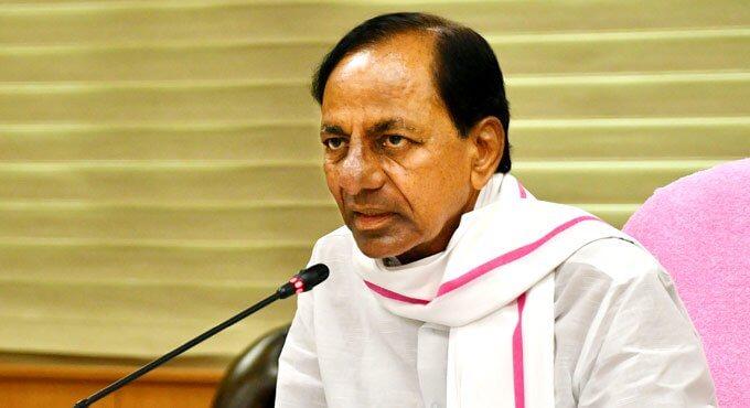 Telangana CM KCR says