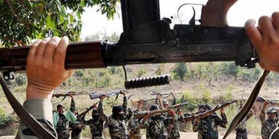 24 Naxals surrender in Chhattisgarh