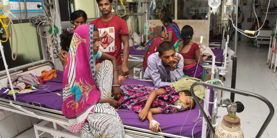 Encephalitis death toll mounts  to 131 in Bihar