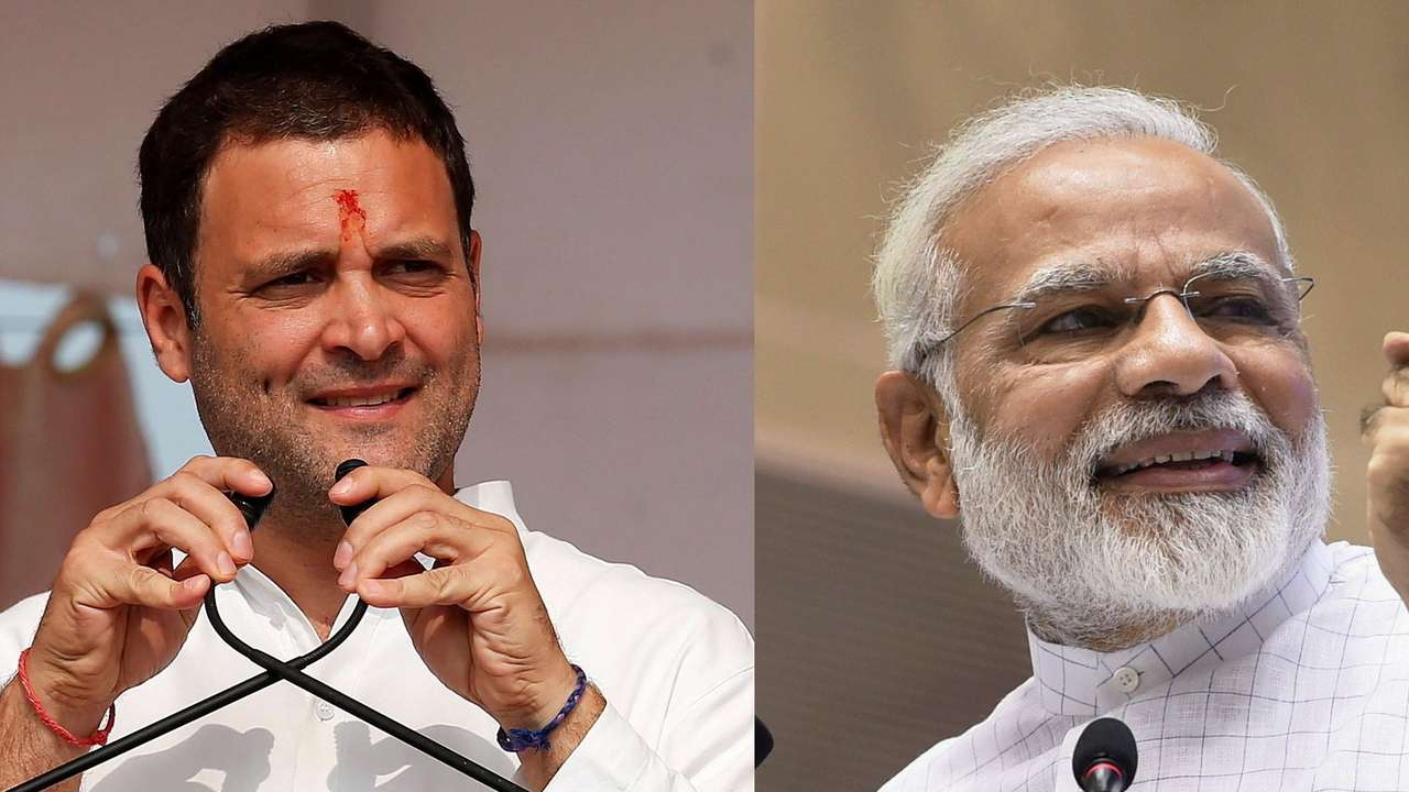 PM Modi's 'weakness' comeback after Rahul Gandhi's 'hatred' dig in Wayanad