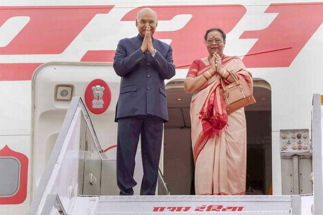 President Kovind to embark on 4-day visit to Myanmar from today