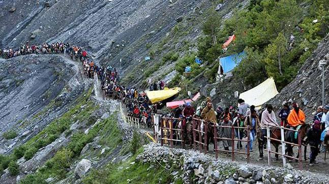 Registration for Amarnath Yatra begins from Tuesday