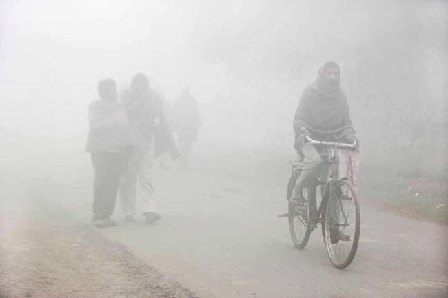 Cold wave intensifies in North India