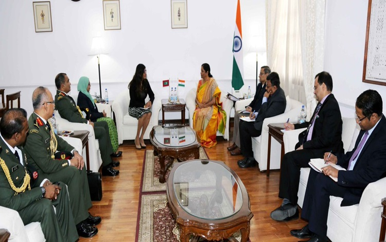 India, Maldives agree to continue close cooperation on maritime security