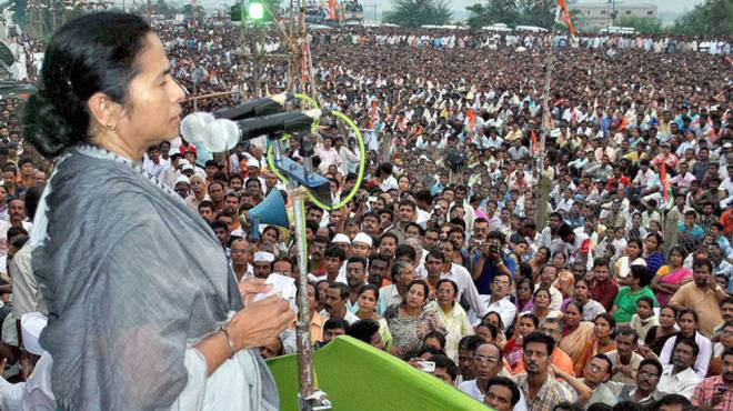 Mamata Banerjee reiterates demand for re-introduction of ballot papers for voting