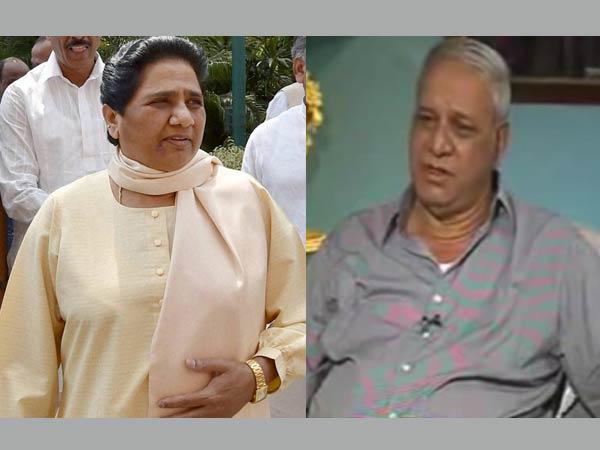 Mayawati demands Bharat Ratna for Kanshi Ram
