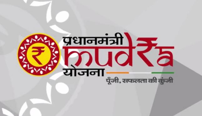 Three crore people given loans under MUDRA scheme
