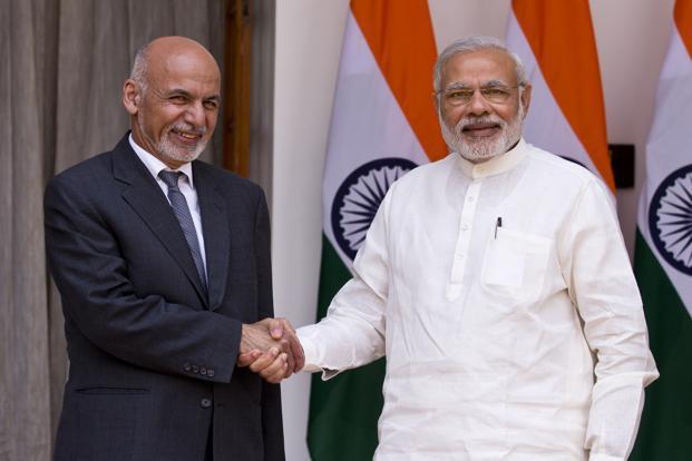 PM Modi, Afghan President Ashraf Ghani review progress of bilateral strategic partnership
