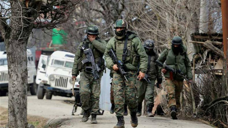 2 terrorists, 1 jawan killed in Anantnag encounter