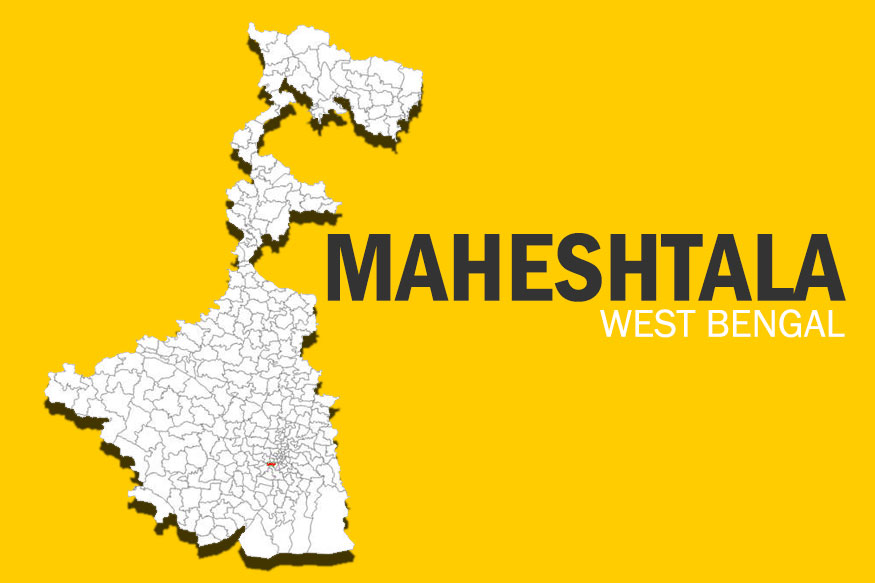 Trinamool Congress won the Maheshtala assembly bypoll in West Bengal