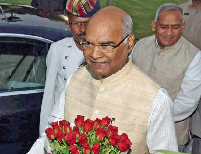BJP names Ram Nath Kovind as NDA Presidential candidate