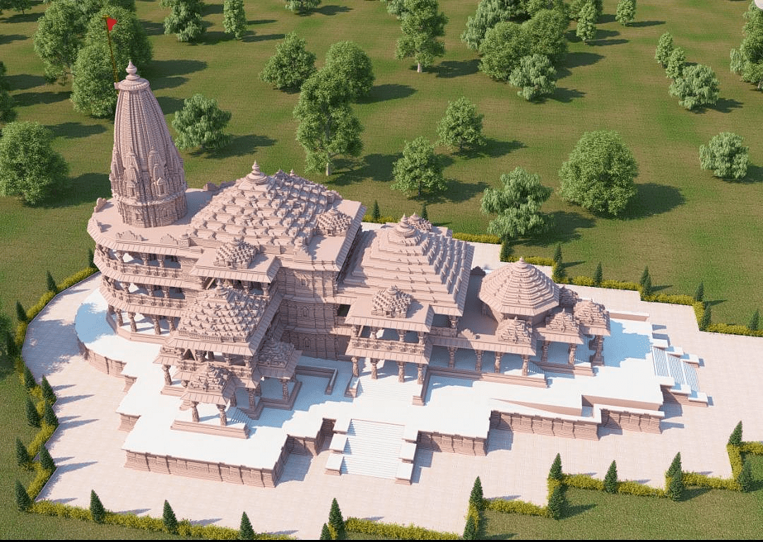 Ayodhya Ram temple construction fundraising drive concludes nearly with Rs 2,100 crore