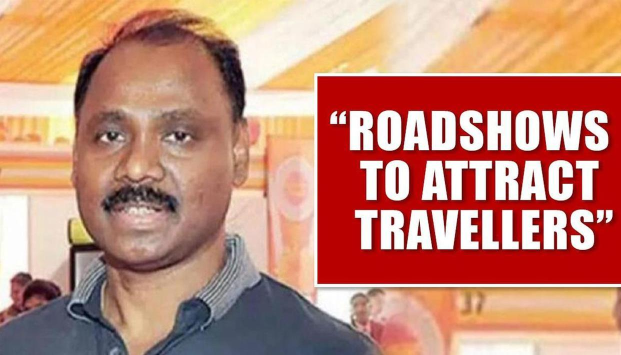 Jammu and Kashmir Lt Governor asks tourism department to conduct road shows to attract travellers