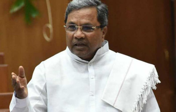 Deve Gowda blaming me just to gain political mileage: Siddaramaiah