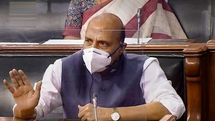 """""""I am also a farmer and I assure MSP, APMC systems will not end: RajnathSingh on farm bills"""