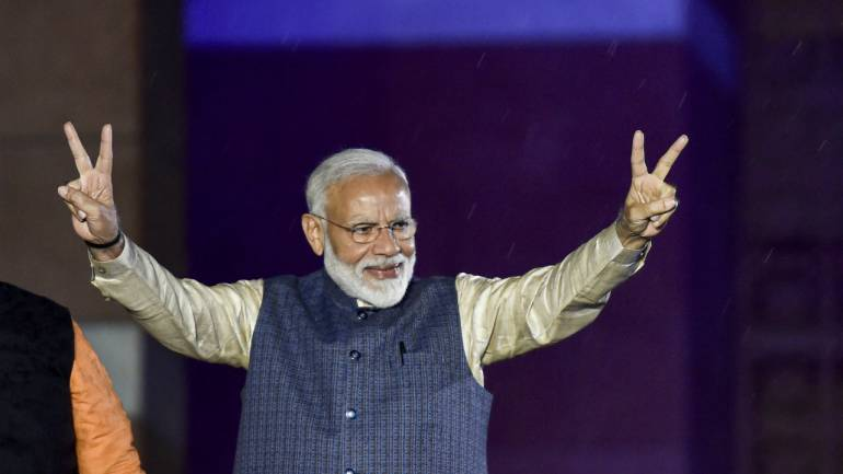 Modi's 2nd term to lay groundwork for the next 25 years, says US corporate leader