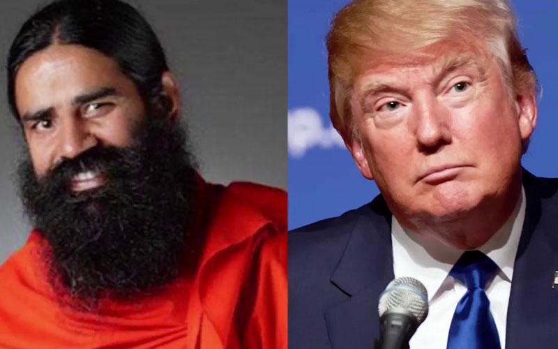 New York Times compares Ramdev to Donald Trump, predicts he could be India