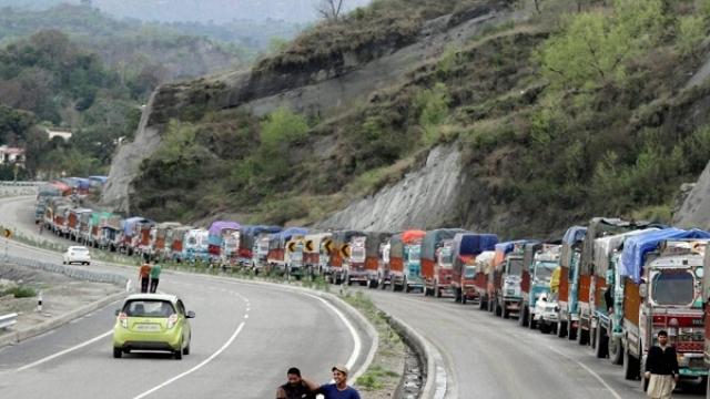 Jammu-Srinagar highway reopens after two days
