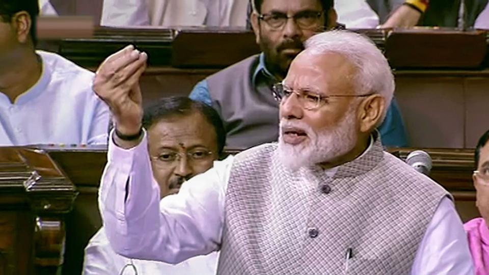 PM asks all political parties to participate in dialogue on One nation One Election