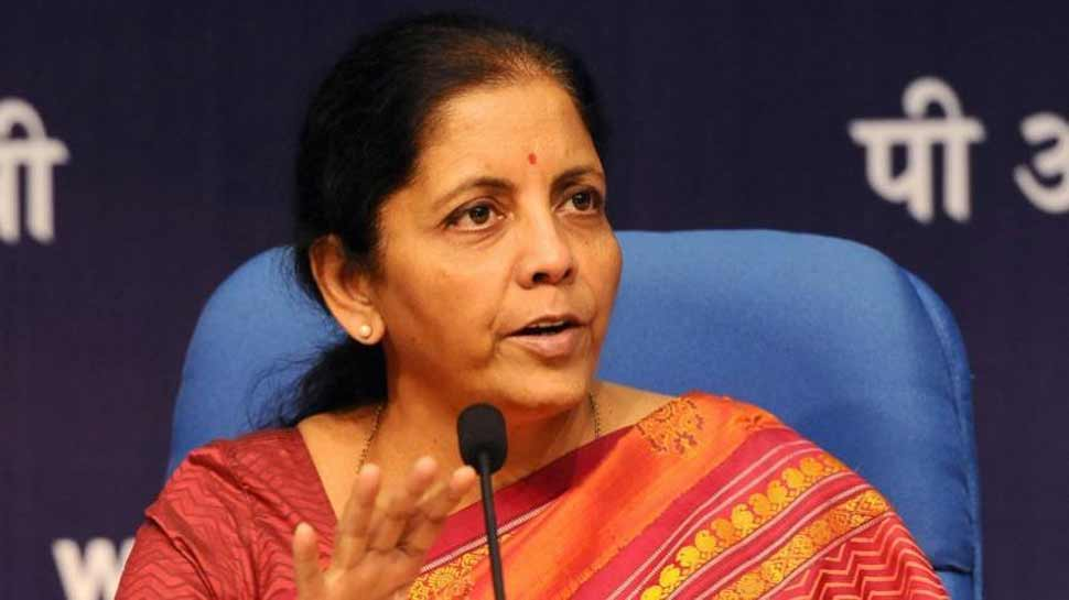 Finance Minister Sitharaman among world