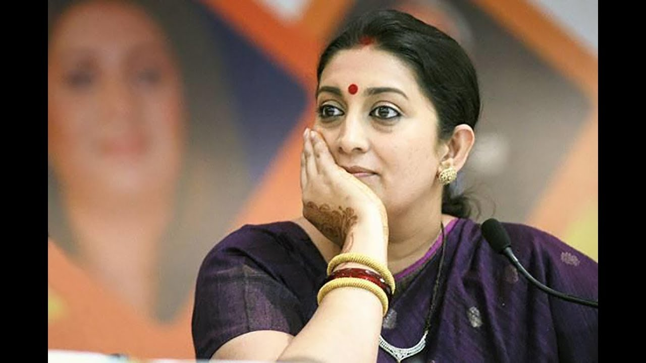 Lok Sabha Speaker Om Birla asks WCD Minister Smriti Irani to prepare diet chart for pregnant women