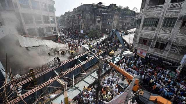 Kolkata flyover tragedy: Death toll rises to 24