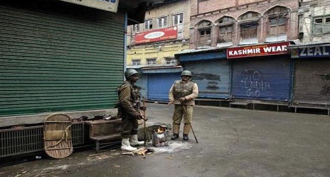 Separatists call for shutdown in J&K
