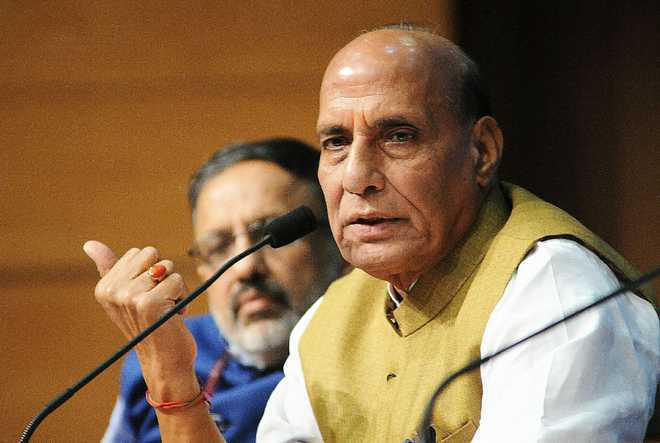 Rajnath Singh asks Railway Ministry to make online FIR facility available to passengers