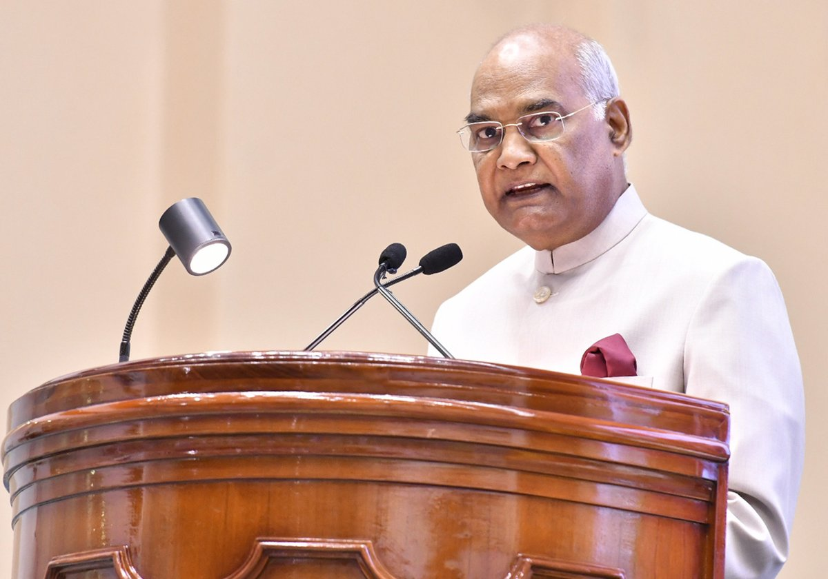 President Ram Nath Kovind to address nation on 70th Republic Day eve
