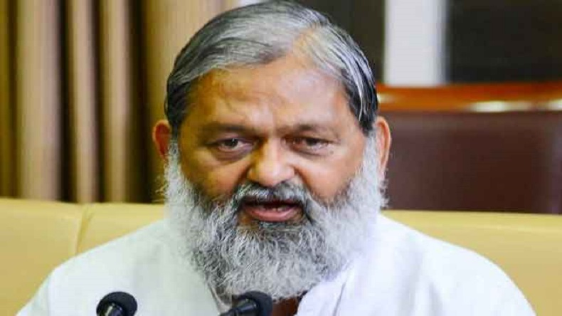 Offering namaz with intention of seizing land not allowed, says BJP Leader Anil Vij