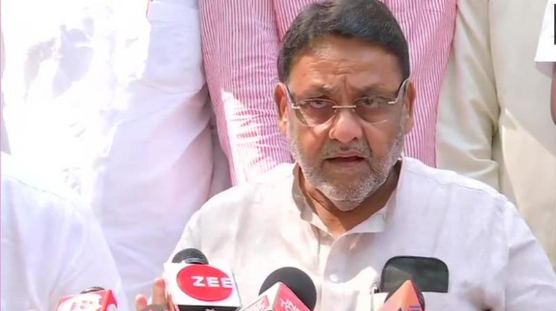 Maharashtra govt formation will speed up after Sonia-Pawar meet: Nawab Malik