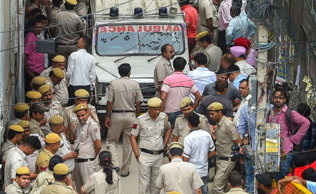 11 members of a family found dead in north Delhi Burari were turned deeply religious.