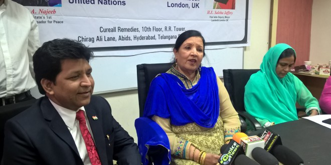 Telangana woman elected as mayor of UK