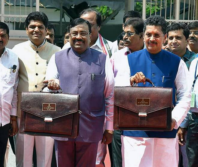Maharashtra Govt presents the interim budget for financial year 2019-20