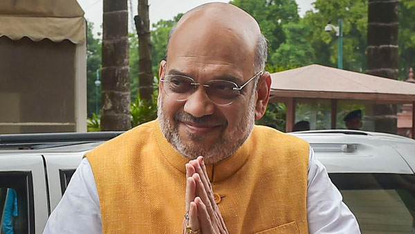 HM Amit Shah to arrive in Aizawl today