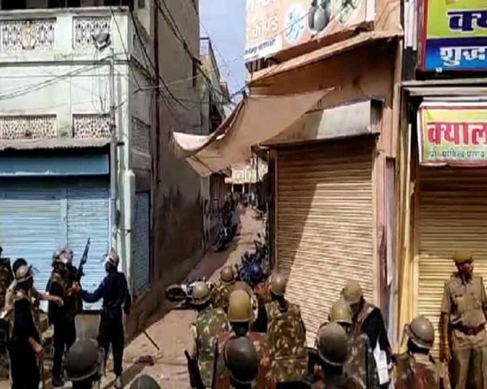 Curfew imposed in Rajasthan